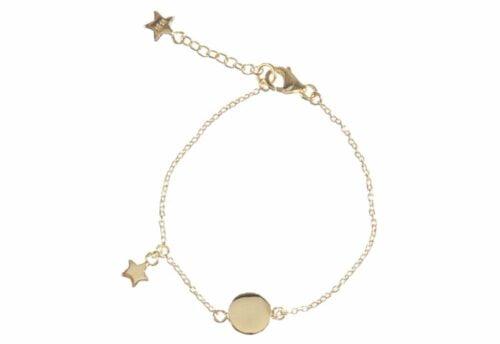 BETTY BOGAERS BRACELET BABY MUM B462 Gold Baby Star Bracelet