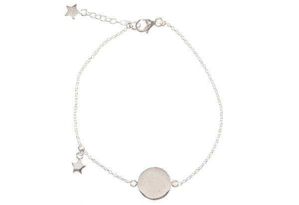 BETTY BOGAERS BRACELET BABY MUM B462 Silver Mum Star Bracelet