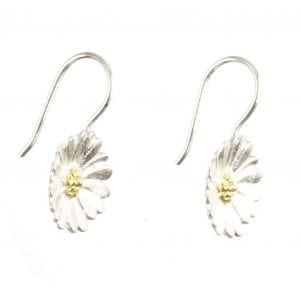 BETTY BOGAERS EARRING FLOWER E307 G:S Daisy Earring