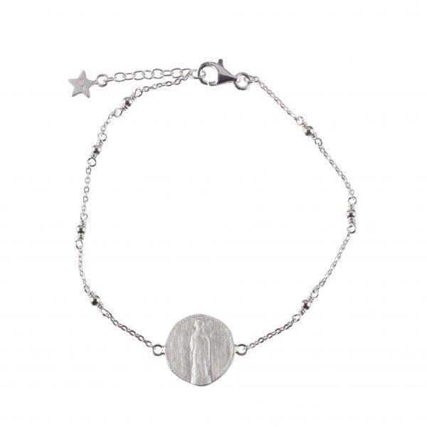 BETTY BOGAERS BRACELET CENT B511 Gold Maria Coin Chain Bracelet 79,95