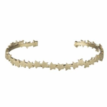 BETTY BOGAERS BRACELET STAR B514 Gold Star Cuff Bracelet 129,95