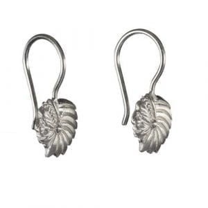 BETTY BOGAERS EARRING TIGER INDIAN E570a Silver Indian Hook Earring 29,95