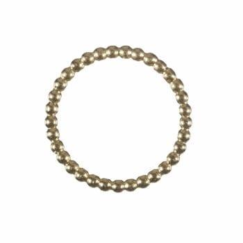 BETTY BOGAERS RING LITTLE THINGS R580 Gold Little Balls Ring SHINY 39,95
