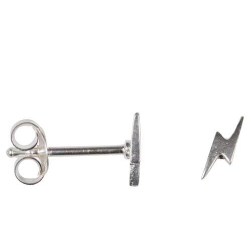 BETTY BOGAERS EARRING SKY E638 Silver Flash Stud Earring 24,95