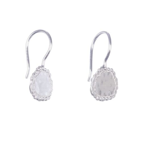 BETTY BOGAERS EARRING EGYPT E629 Silver Egypt Coin Hook Earring 29,95