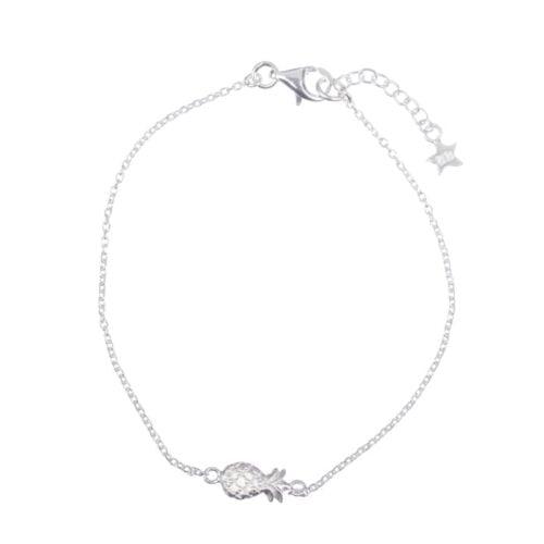 BETTY BOGAERS BRACELET HOLIDAY B646 Silver Little Pineapple Chain Bracelet 59,95