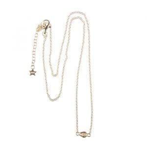 BETTY BOGAERS NECKLACE LITTLE BETTY N647 Gold Ladybird Chain Necklace (35 cm) 69,95