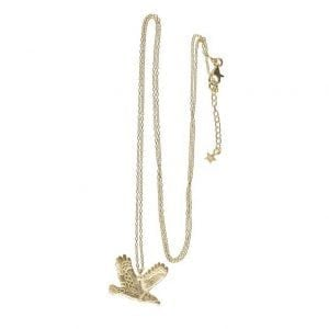 BETTY BOGAERS NECKLACE WINGS E693 Gold Eagle Chain Necklace (60 cm) 99,95