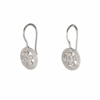 ETTY-BOGAERS-EARRING-FLOWERS-LEAFS-E664-Silver-Romantic-Flower-Earring