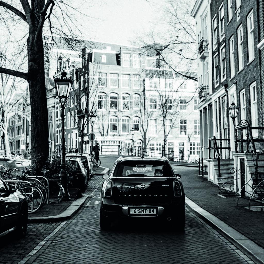 Betty Bogaers In Amsterdam