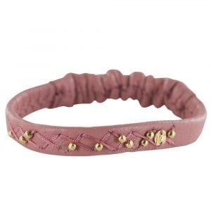 BC B811 Gold CORAL PINK Bibi Et Camie Leather Bracelet CORAL PINK 34,95 EURO