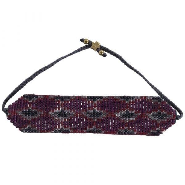 B801 Gold RED REBELLION BRACELET Snake Beads Bracelet RED 34,95 euro