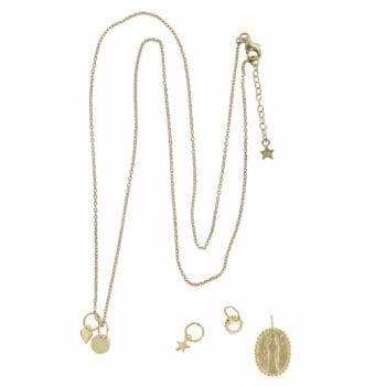 EXAMPLE NECKLACE WITH CHARMS 1