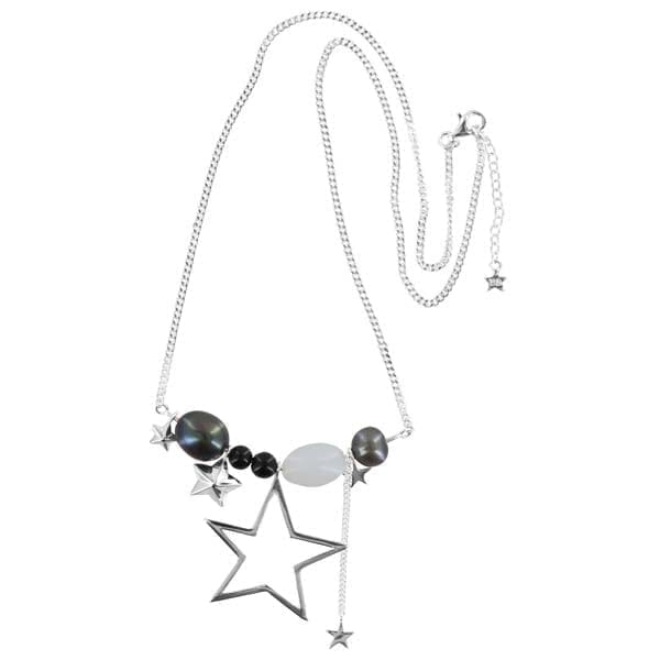 N890 Silver NECKLACE Statement Star Necklace Silver 119,95 euro