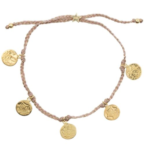 B905 Silver MUM BRACELET Double Chain Heart MUM Bracelet Silver 69,95 euro