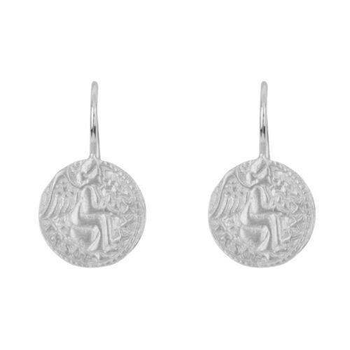 E962 Silver EARRING Angel Hook Earring Silver 39,95 euro