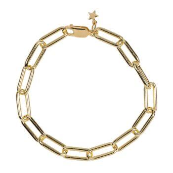 Rock Chain Bracelet