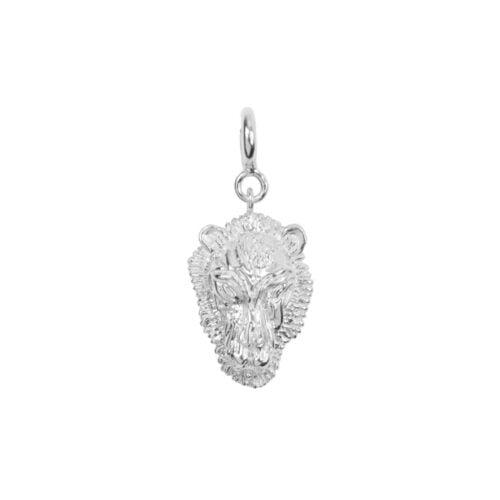 C2030 Silver CHARM Lion Bead Silver 24,95 euro